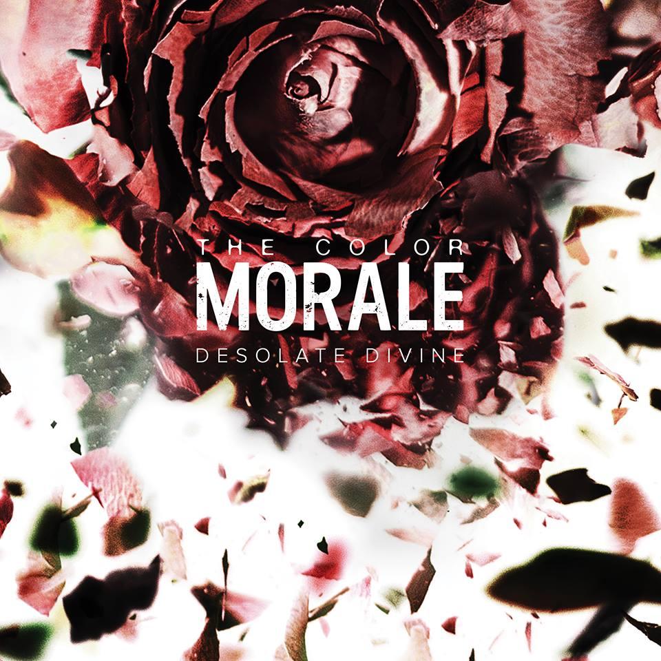 The Color Morale Desolate Divine Album Artwork