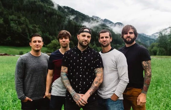 "August Burns Red Stream New Song ""The Frost"""