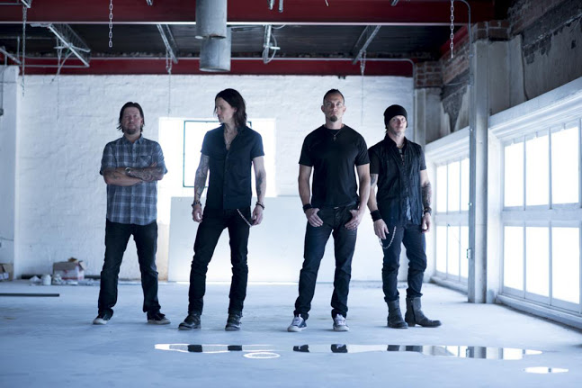 Alter Bridge Announce Spring Headlining Dates With In Flames, Metal Church