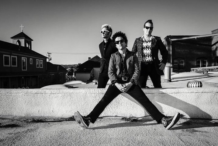 "Green Day Stream New Song ""Back In The USA"""