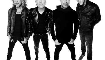 Metallica To Perform At The 2017 Grammy Awards