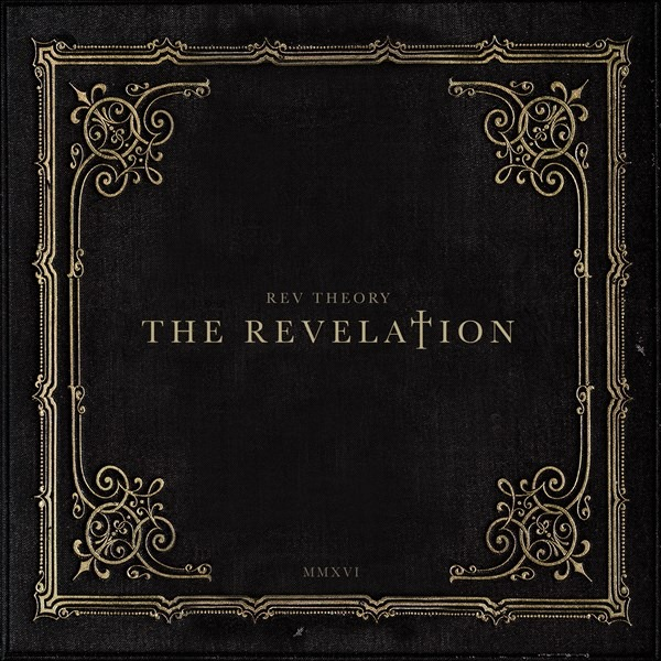 Rev Theory The Revelation Album Artwork
