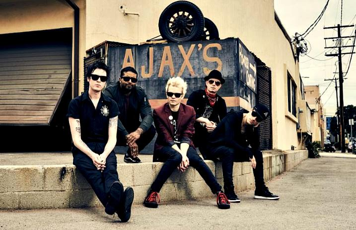 "Sum 41 Release ""Goddamn I'm Dead Again"" Music Video"