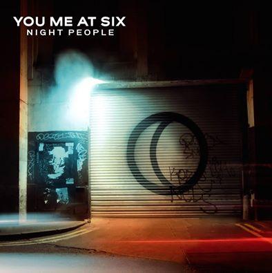 You Me At Six Night People Album Artwork