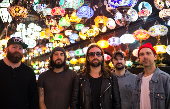 Every Time I Die Split With Drummer Daniel Davison