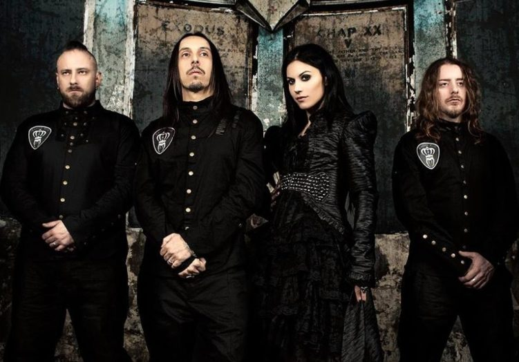 """Lacuna Coil Released A New Song """"Naughty Christmas"""""""