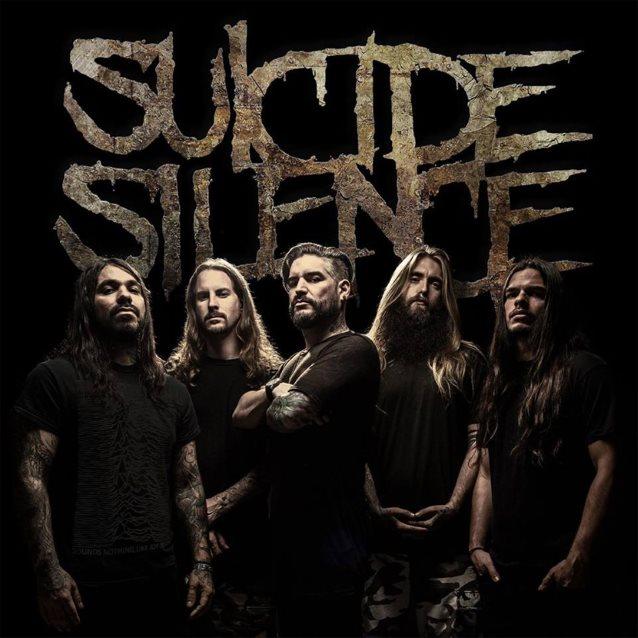 Suicide Silence Album Artwork