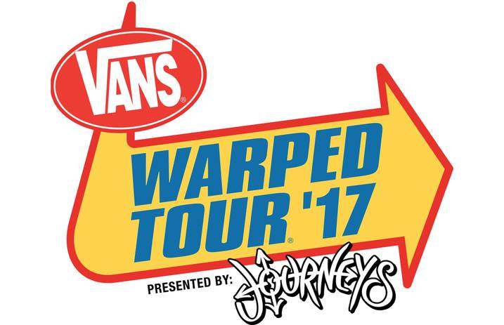 Warped Tour Announces 2017 Dates And Cities