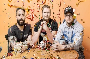 Protest The Hero, The Fully Down Members Form Band