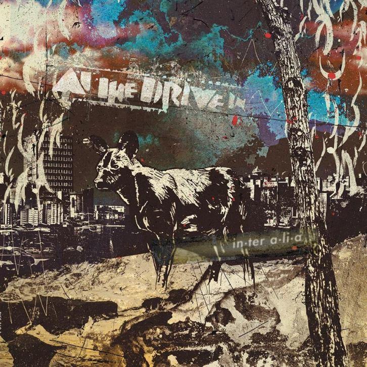 At the Drive-In in ter a li a Album Cover Artwork