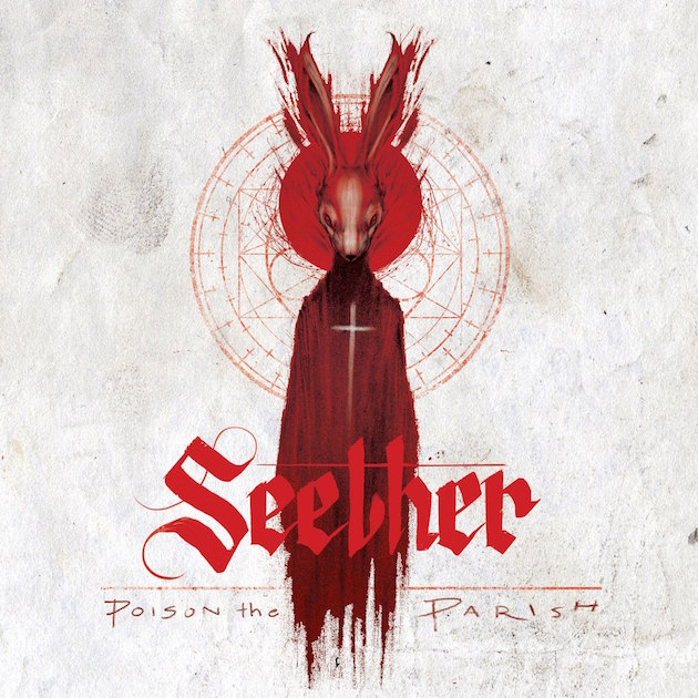 Seether Poison the Parish Album Cover Artwork