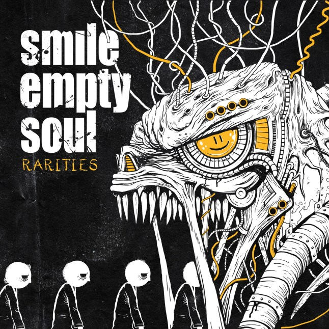 Smile Empty Soul Rarities Album Artwork