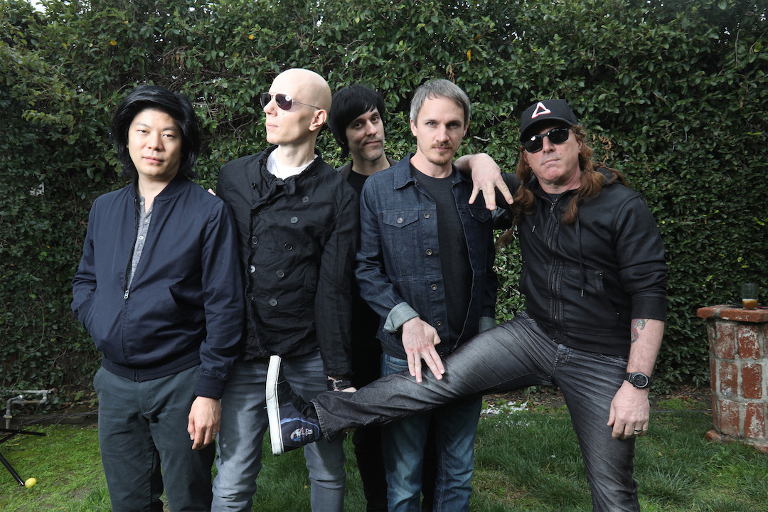 "A Perfect Circle Release First New Song In Four Years, ""The Doomed"""