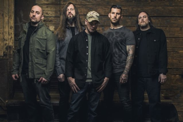 All That Remains Unveil Artwork, Track Listing For 'Madness' Album