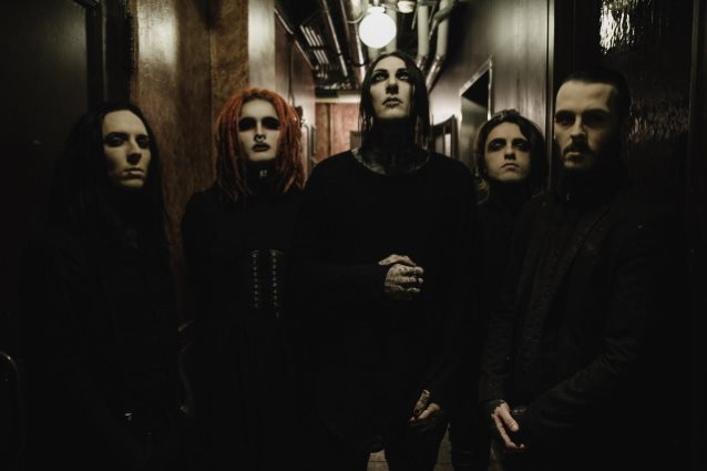 "Motionless in White Release New Song ""Rats"""