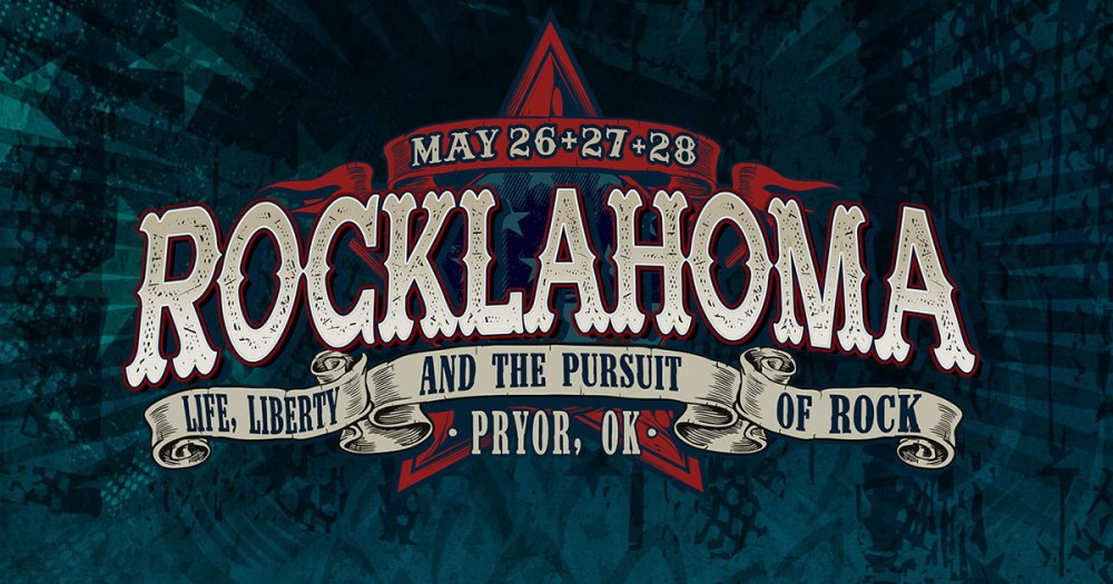 Rocklahoma 2017 Daily Band Lineups Revealed
