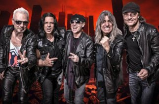 Scorpions And Megadeth Announce 2017 North American Tour Dates