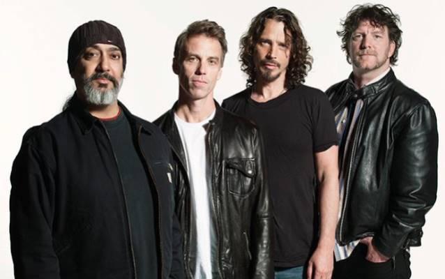 Soundgarden Announce Spring 2017 U.S. Tour
