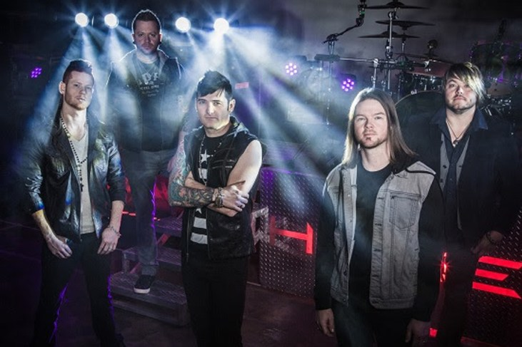 "Hinder Stream New Song ""Remember Me"""