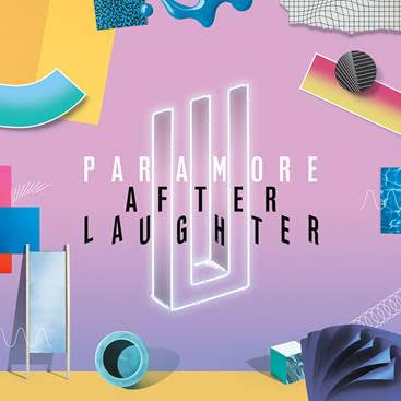 Paramore After Laughter Album Artwork