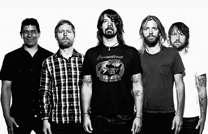 foo fighters stream new song the line. Black Bedroom Furniture Sets. Home Design Ideas