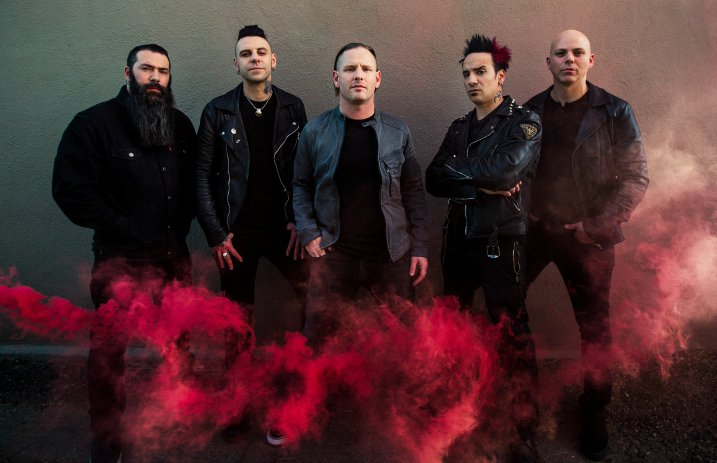 "Stone Sour Stream New Song ""Taipei Person/Allah Tea"""