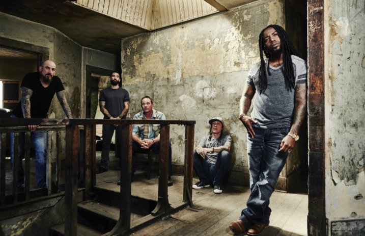 Sevendust Sign With Rise Records