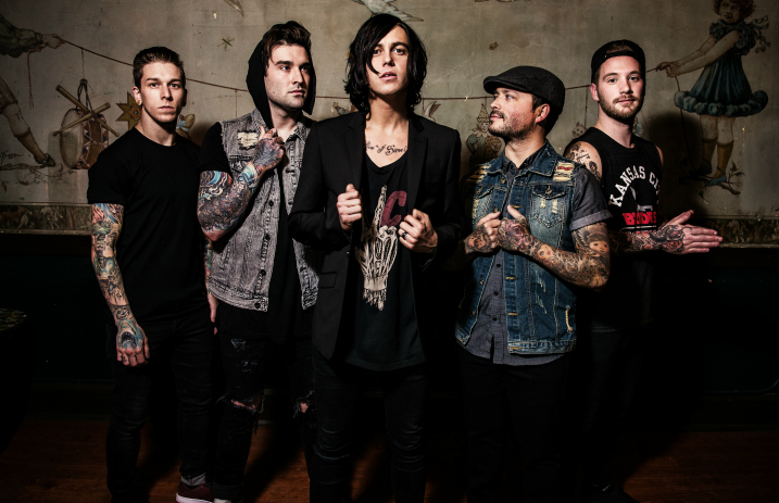"Sleeping With Sirens Announce New Album 'Gossip,' Release ""Legends"" Video"