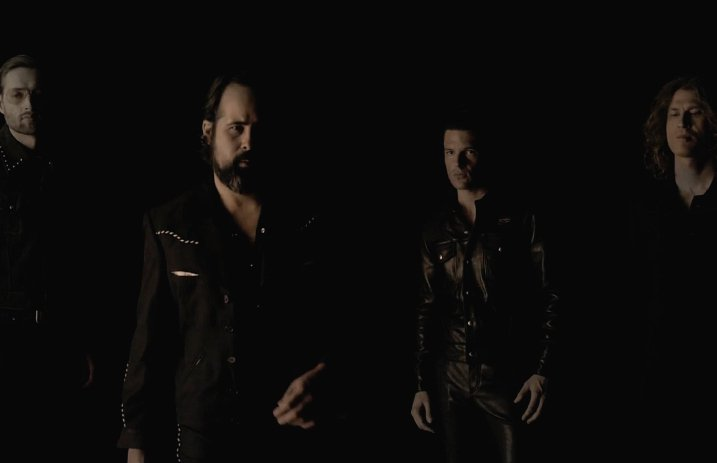 """The Killers Release """"Run For Cover"""" Music Video"""
