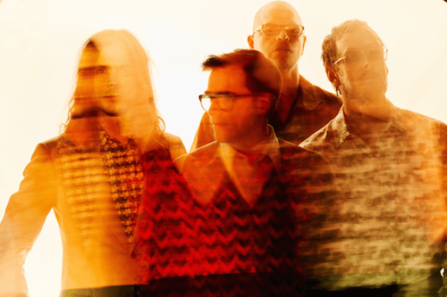 "Weezer Released New Song ""Happy Hour"""
