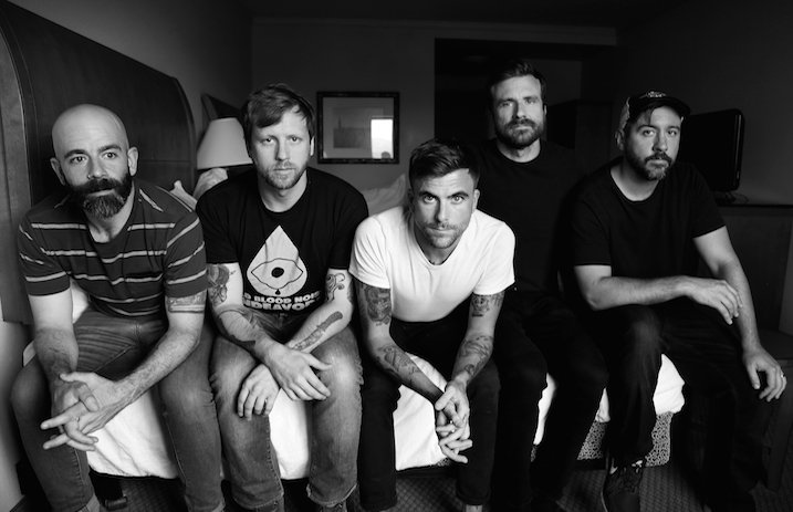 "Circa Survive Stream New Song ""Premonition Of The Hex"""
