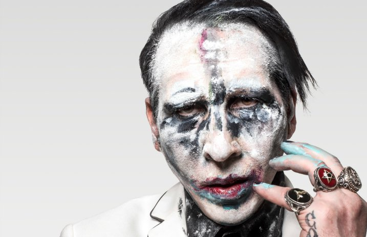 "Marilyn Manson Stream New Song ""KILL4ME"""