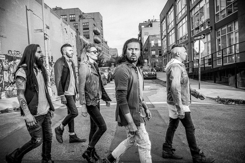 """Pop Evil Reveal Self-Titled Album Release, Release New Song """"Waking Lions"""""""