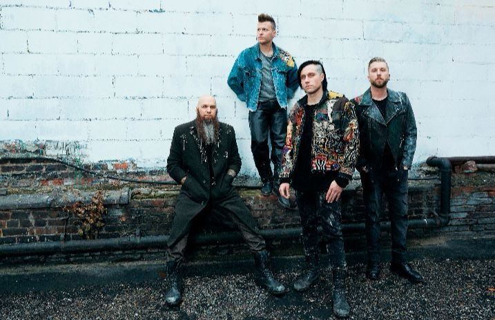 """Three Days Grace Release """"The Mountain"""" Music Video"""