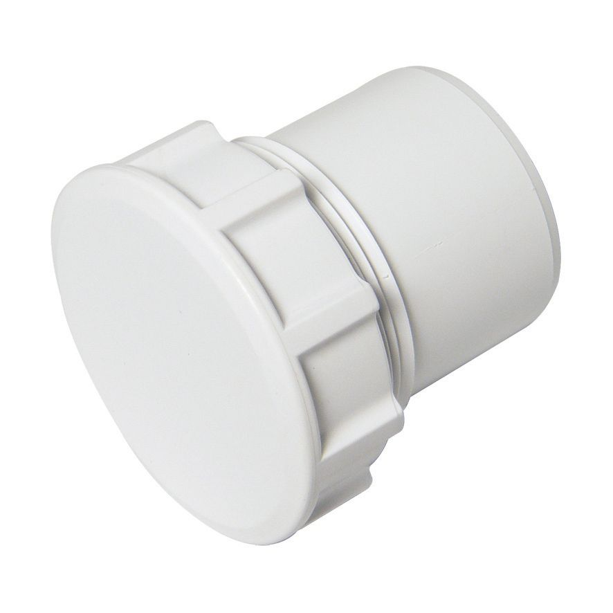 Wickes Solvent Weld Waste Access Cap 40mm