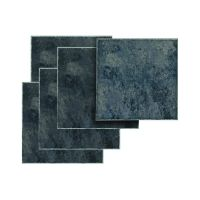 Wickes Vinyl Tiles Black Slate 305 x 305mm 11 Pack ...
