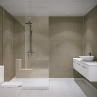 Multipanel Hydrolock Classic Shower Panel 2400mm x 1200mm ...
