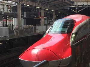 komachi bullet train