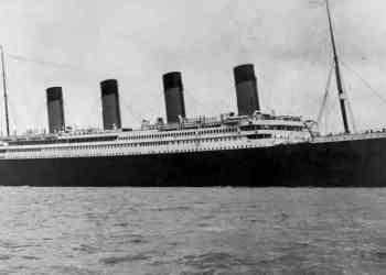 "tenggelamnya titanic 1 - Kisah Tenggelamnya Kapal Titanic ""Kapal yang tidak bisa tenggelam"""