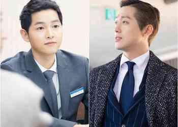 song jong ki nam gong min - Siap-siap Nongol, Gantengnya Nam Goong Min dan Song Joong Ki Jadi Cameo di 'Man to Man'