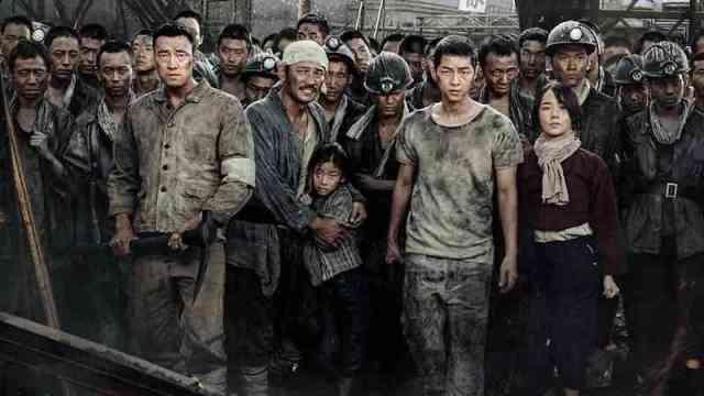 "The Battleship Island 1 - Sinopsis ""The Battleship Island"", Film Yang Wajib Di Tonton Tahun 2017 Ini"