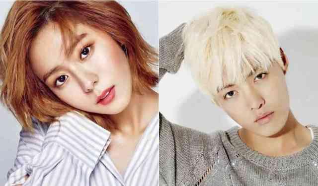 uee kangnam pacaran - Setelah Membantah 2 kali, Uee dan Kangnam Resmi Berpacaran