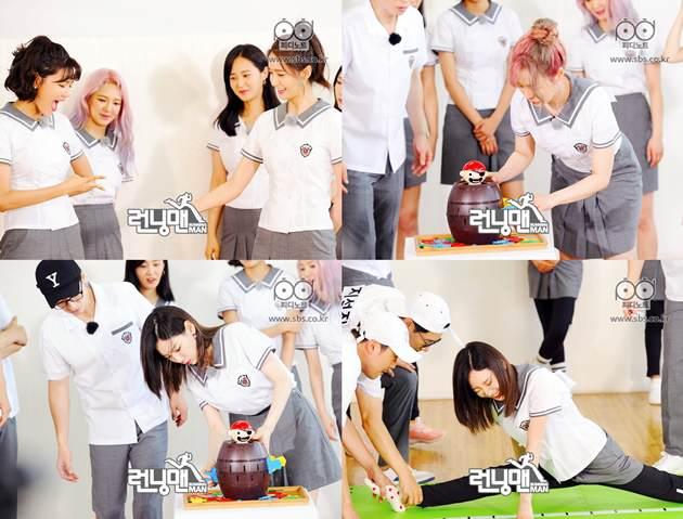 """Girls Generation 1 - Yuk Intip Foto Keceriaan SNSD Saat Jalani Misi di """"Running Man"""""""