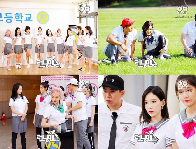 """Girls Generation 3 - Yuk Intip Foto Keceriaan SNSD Saat Jalani Misi di """"Running Man"""""""