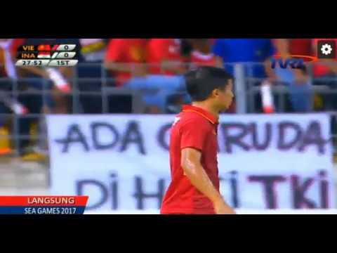 Highlights Indonesia vs Vietnam 0 0 SEA GAMES KL 2017 - Video : Momen mendebarkan Indonesia vs Vietnam 0-0 – Sea Games 2017