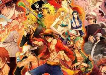 anime manga one piece - One Piece mendapat adaptasi Live action, Untuk menyambut ulang tahun-nya yang ke-20