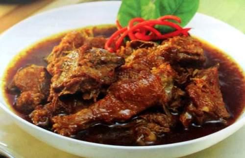 resep semur ayam - Semur Ayam Saus Tiram Jamur Kancing