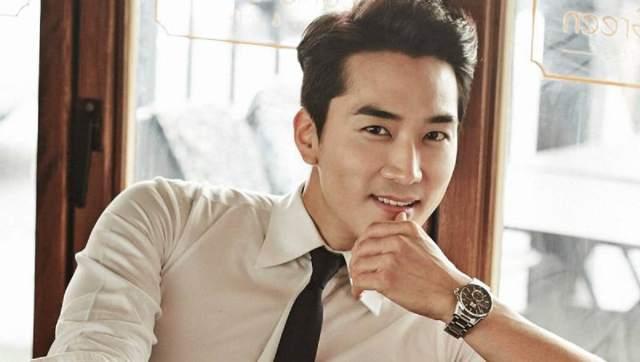 "song seung heon - Ahjussi ""Rasa Oppa"" Ini Tetap Ganteng Mesti Tak Muda Lagi"