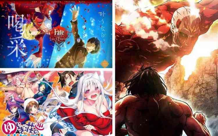 Rekomendasi Anime Musim Panas Summer 2018 Yang Wajib Kamu Tonton