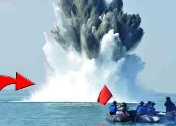 Orang² Terkejut Melihat Laut ini Tiba² Menyemburkan Air Ke Angkasa Saat Dedekati Ternyata itu...... - Megejutkan! Air Laut Tiba - Tiba Menyembur di Bojonegoro